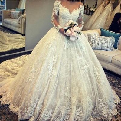 robe de mariage princesse | robe de mariée pas cher MM0223_2