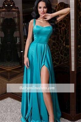 robe de soirée longue rendu avec bretelles_2