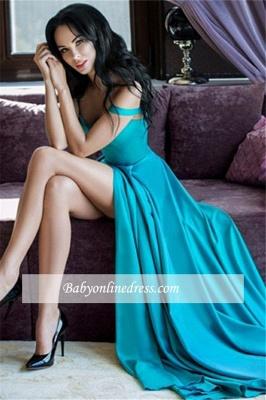 robe de soirée longue rendu avec bretelles_1