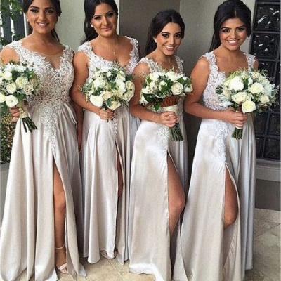 robe de demoiselle d'honneur pour un mariage | robe de demoiselle d'honneur pas cher_2