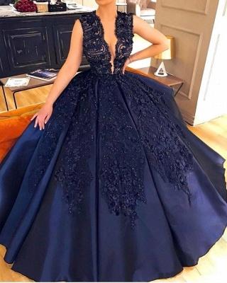 robe de soirée princesse | robe de soirée dentelle pas cher_1