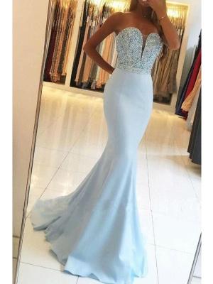robe de soirée sirène strass | robe de soirée longue_2