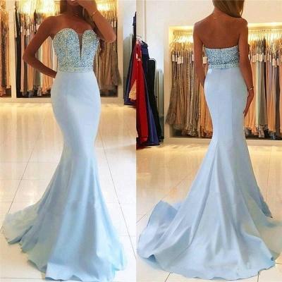robe de soirée sirène strass | robe de soirée longue_3