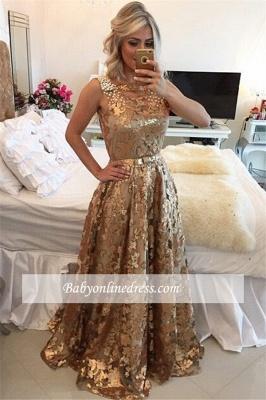 Robe de bal princesse pailletée brillante | Robe de soirée princesse avec perles_3