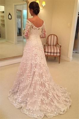 robe de mariage 2020 | robe de mariée dentelle_3