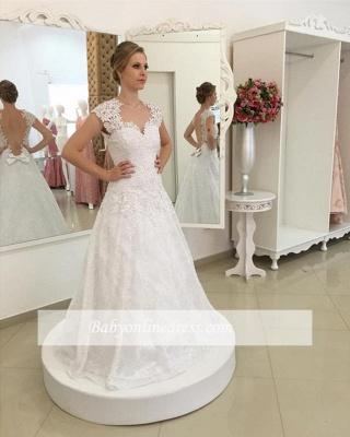Robe de mariée princesse avec appliques | Robe de mariage princesse élégante_3