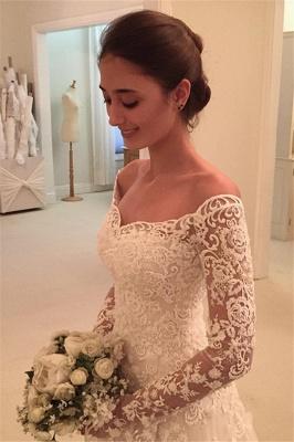 robe de mariage 2020 | robe de mariée dentelle_2