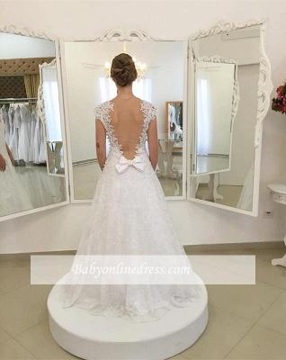 Robe de mariée princesse avec appliques | Robe de mariage princesse élégante_2
