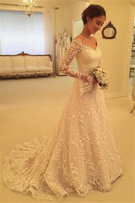 robe de mariage 2020 | robe de mariée dentelle_4