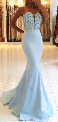 robe de soirée sirène strass | robe de soirée longue_1