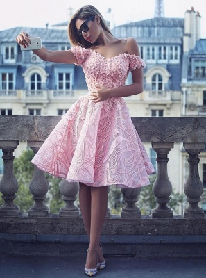 robe de soirée courte pas cher | robe de soirée achat en ligne HH001_3