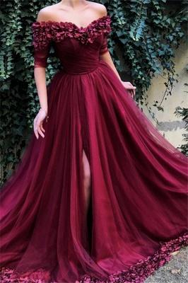 Robe de bal princesse tulle chic | Robe de soirée princesse épaules nues_2