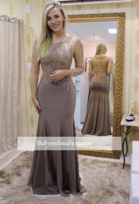 robe de soiree sirene strass | robe sirène mariage_1
