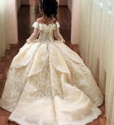 robe de fillette | robe de fille pour mariage_4