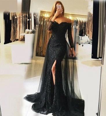 robe de soirée longue | robe de soirée dentelle 2020_3