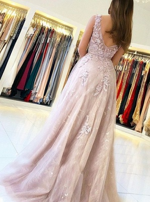 robe de soirée longue | robe de soirée pas cher pour mariage_3