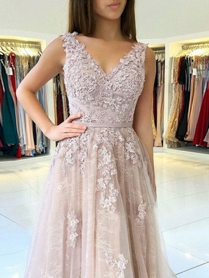 robe de soirée longue | robe de soirée pas cher pour mariage_1