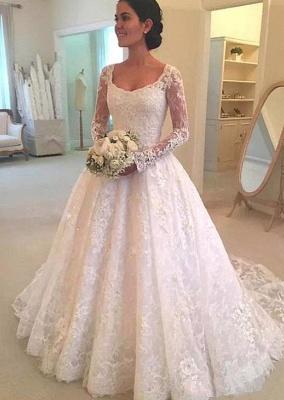 robe de mariée pas cher | robe de mariée dentelle_2
