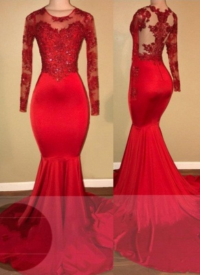 robe de soirée rouge longue pas cher | robe de cocktail pas cher_1