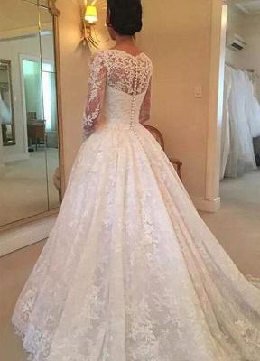 robe de mariée pas cher | robe de mariée dentelle_3