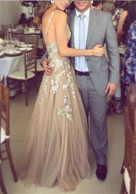 robe de soirée cérémonie longue | robe de soirée chic à fleurs_2