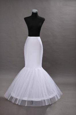Jupon Forme trompette élégante robe de soirée sans bretelle col en cœur longueur sol_5