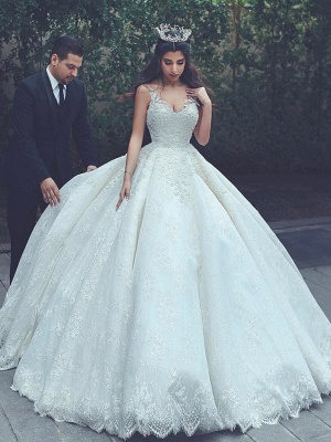 robe de mariage de luxe | robe de mariée princesse_1