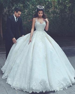 robe de mariage de luxe | robe de mariée princesse_3