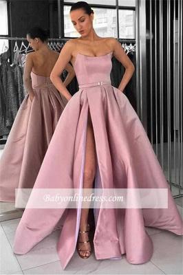 Robe de bal princesse sans bretelles | Robe de soirée princesse moderne_3