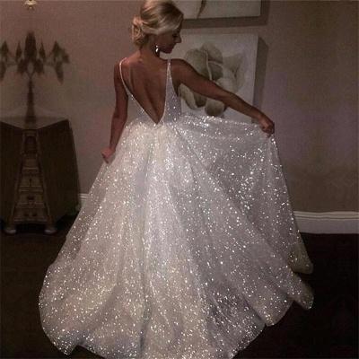 robe brillante soirée | robe de soirée princesse_4