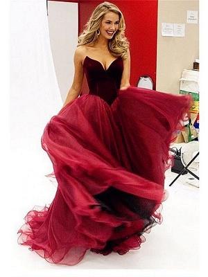 Forme princesse robe de cérémonie robe de fête haute qualité couleurs au choix_3